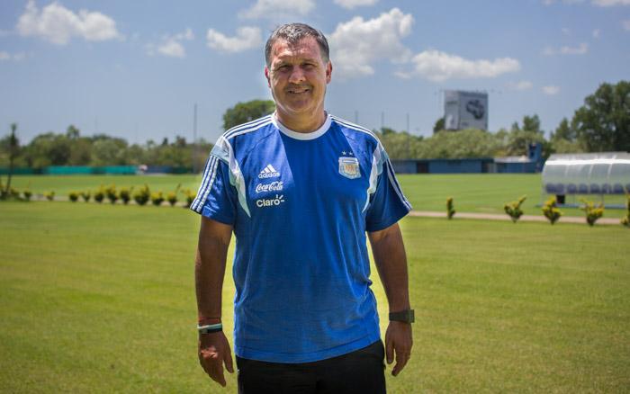 """Tata Martino: """"Si no dejaste nada, a pesar de ganar es un gran fracaso"""""""