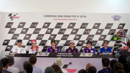 Comienza el Campeonato de Moto GP
