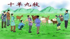 9 pastores para 10 ovejas: una vieja enseñanza china que todos los gobiernos deberían aprender