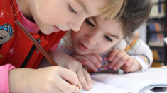 8 formas de apoyar la educación de sus nietos en casa