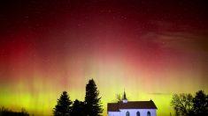 "Tormenta geomagnética solar alcanzó alerta ""severa"""