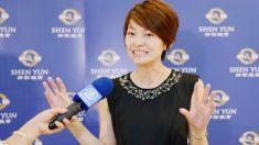 Artistas de Taichung impresionados con Shen Yun