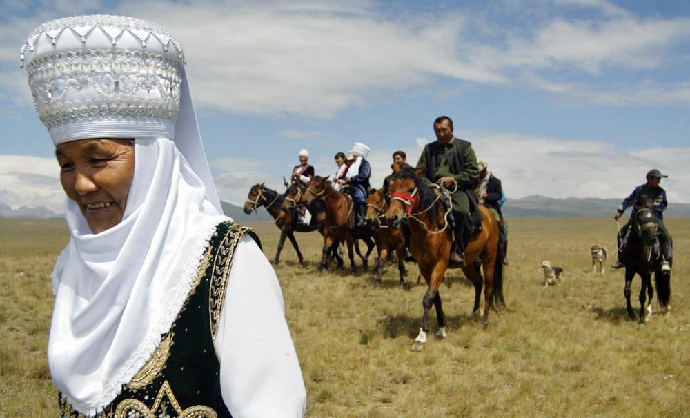 Nómadas de Kyrgystán: otra forma de vida es posible