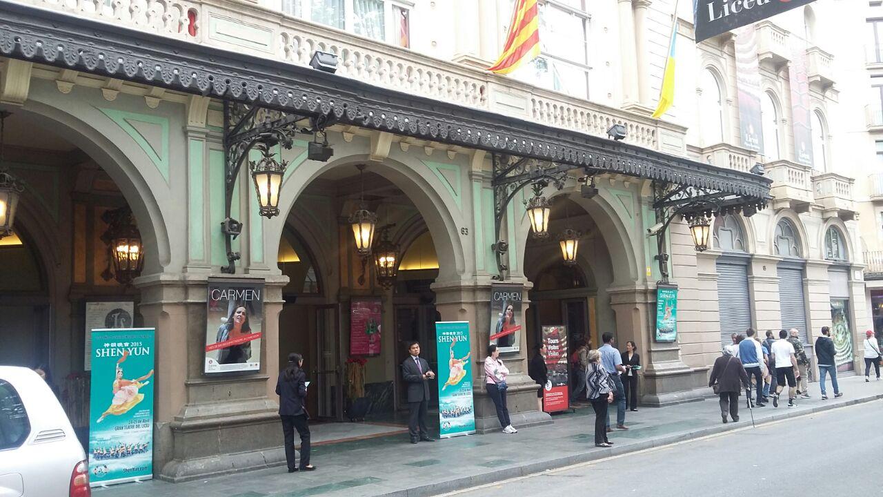 Shen Yun vuelve a emocionar a Barcelona