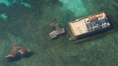 Dragas de arena chinas erosionan Taiwán, Vietnam y Filipinas: Guardia Costera de EE. UU. debe intervenir