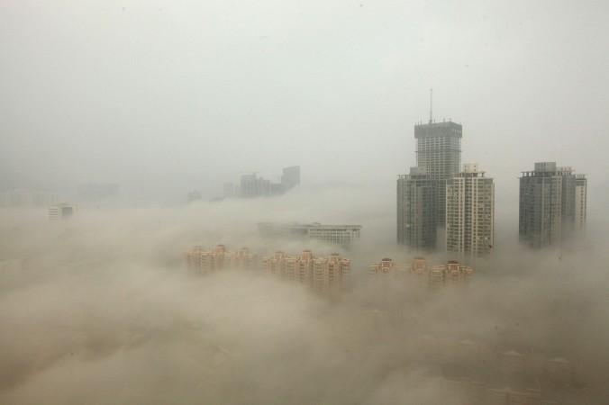 La contaminación está destruyendo los bosques de China y podría extenderse a otros países, advierten investigadores