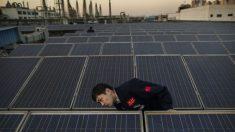 China quiere un láser espacial masivo de energía solar