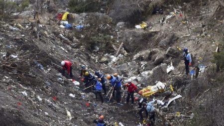 Segunda caja negra de Germanwings confirma intención del copiloto