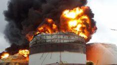 Aire de confabulación alrededor de planta química que explotó en China