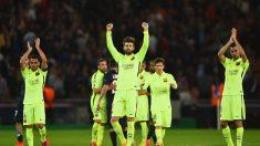 Liga de Campeones: el FC Barcelona le gana a Paris Saint-Germain por 3 a 1