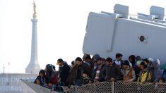 Drama en el Mediterráneo: naufragio de un barco con 700 migrantes a bordo