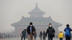 China necesita dos billones de yuanes anualmente para combatir la contaminación