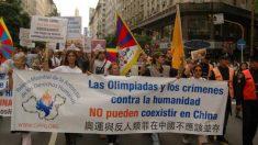Casos de persecución a Falun Dafa en Argentina