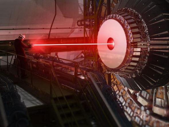 El Gran Colisionador de Hadrones (LHC) de CERN comienza a probar el acelerador a una energía nunca antes expuesta: de 13 TeV. 1-4-2015 (CERN)