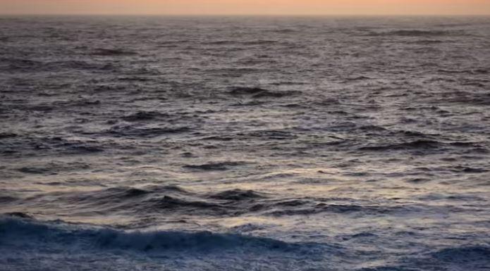 Breve baja de oxígeno -O2- desencadena extinción en océanos, pero mil años tarda su recuperación ( Captura de Vídeo de Universidad de California Davis)