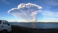 Aumenta el tremor del volcán Calbuco: prevén flujos de lava