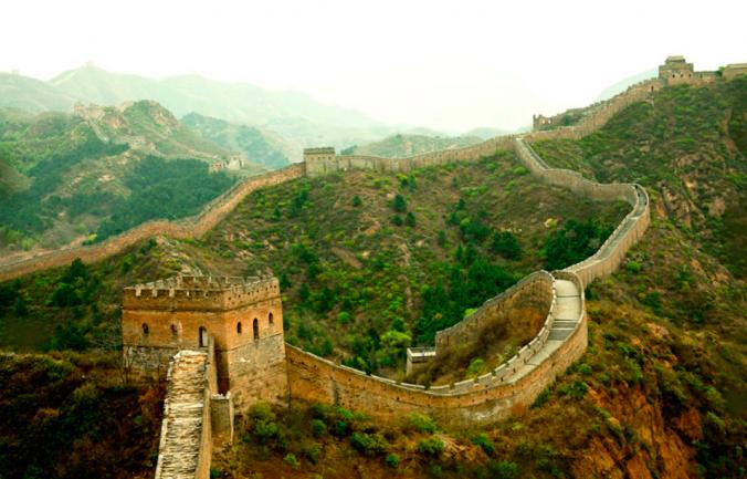 Fotógrafo captura la próxima especie en extinción de China: la arquitectura