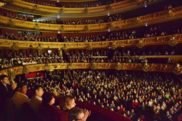 Shen Yun concluye su gira europea con gran éxito en España