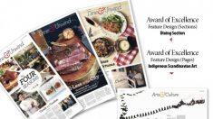 La Gran Época gana premio a la excelencia en competencia de la Society for News Design