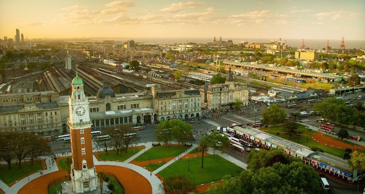Retiro, Buenos Aires (foto: www.puraciudad.com.ar)
