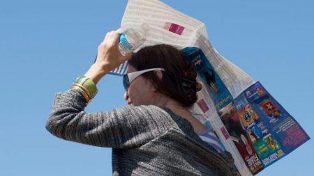 Golpes de calor: consejos para evitarlos