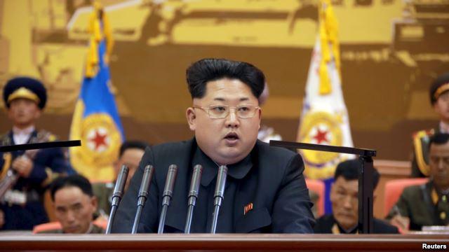 El líder norcoreano Kim Jong Un. (Imagen voanoticias.com)