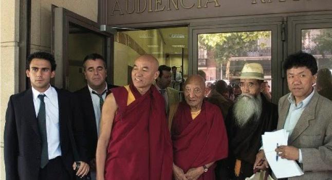 """Orden de detención a Jiang Zemin: """"un logro contra la impunidad del genocidio tibetano"""""""