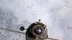 La nave rusa que se precipitaba sin control hacia la Tierra se desintegró en el Pacífico