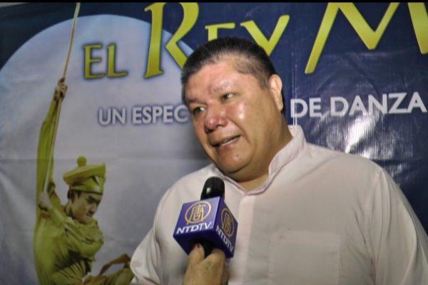 """""""La travesía de 'El Rey Mono' es una gran metáfora de la vida"""" destaca el escritor Miguel de La Cruz"""
