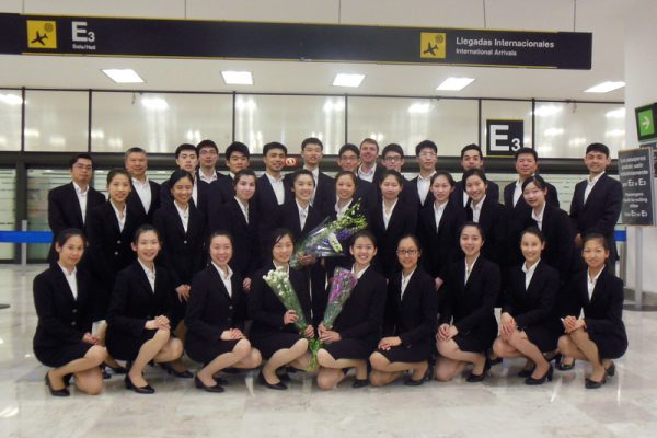 Shen Yun llegó a México para dar comienzo a la gira de El Rey Mono