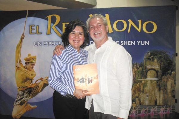 El Rey Mono se despide de México y la audiencia rescata su mensaje