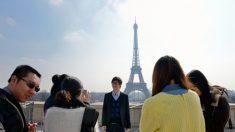 Para algunos turistas chinos el mal comportamiento empieza por casa
