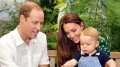 Catalina, esposa del príncipe Guillermo, da a luz una niña