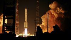 Se estrella el cohete ruso Proton-M con un satélite mexicano a bordo