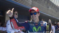 Jorge Lorenzo se corona campeón del Gran Premio MotoGP de Jerez