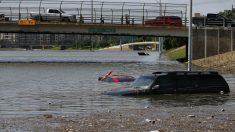 21 muertos por lluvias en Texas, Oklahoma y México