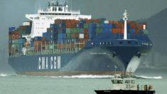 Barcos chinos vacían el mar argentino
