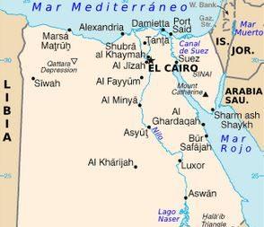 Genetistas ven en Egipto la puerta del gran éxodo africano
