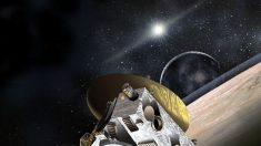 New Horizons intenta restablecer su ruta perdida hacia Plutón