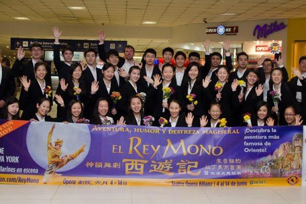 Shen Yun llegó a la Argentina para concluir la gira de El Rey Mono