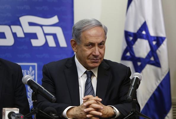 El primer ministro, Benjamin Netanyahu, logró formar gobierno en coalición con partidos de extrema derecha y ortodoxos. Foto: GALI TIBBON/AFP/Getty Images