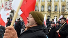 Enclava, el microestado que un grupo de polacos quiere crear en la ex Yugoslavia