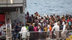 Estados Unidos busca ayuda de América Latina para detener inmigrantes de Asia y África