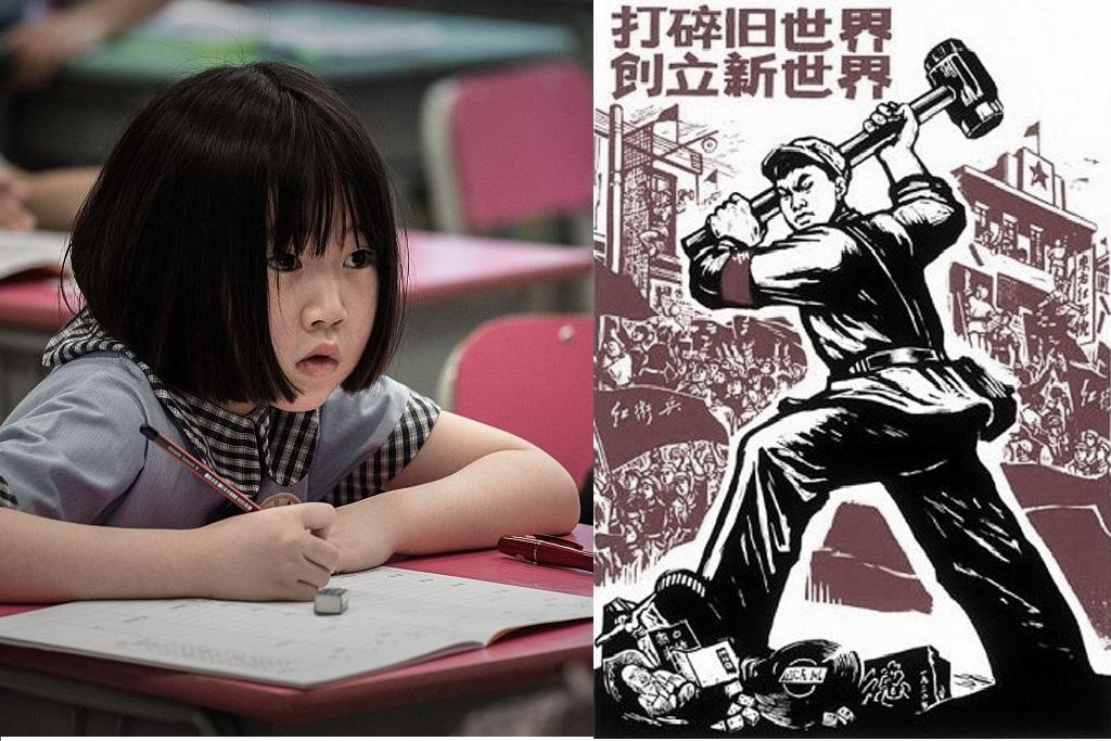 ¿Por qué el comunismo quiso eliminar la escritura china?