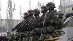 Capturan a dos soldados rusos en Ucrania
