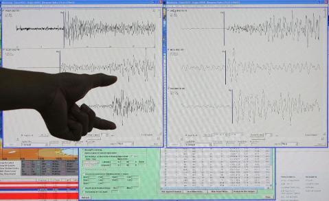 Un terremoto de magnitud 7.9 en Chile. (foto: www.lainformacion.com)