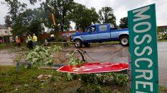 2 muertos por tornado en Arkansas, EE.UU