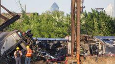 Se estrella tren de Amtrak en EE.UU: 6 muertos