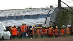Recuperan y analizan caja negra de tren Amtrak