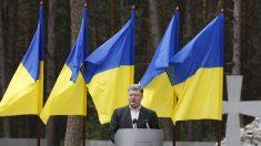 Poroshenko: Ucrania en 'guerra real' con Rusia